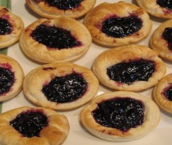 Mini Jam Tarts quick & easy 575