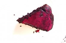 Easy chocolate and Beetroot cake with icing 575